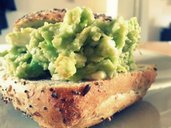 avocado egg ginger brunch (1)