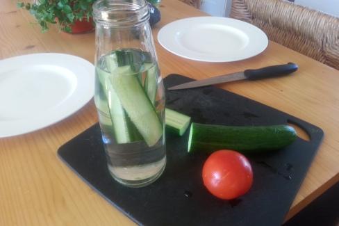 cucumber water 2