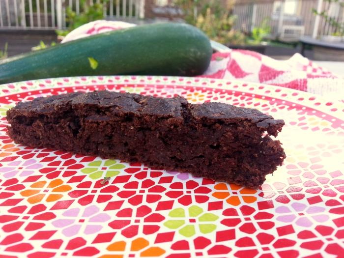 zucchini cocoa cake