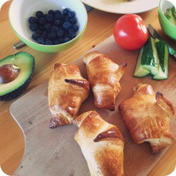 Croissant Brunch Ana's Bananas Blog