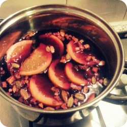 How to make your own Gluhwein DIY Ana's Bananas Blog