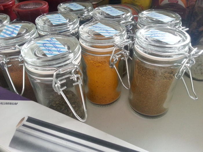 Home organisation Herbs and Spices (2)